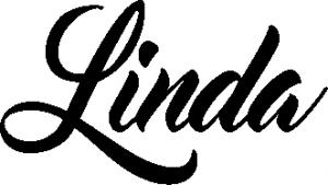 linda melns paraksts